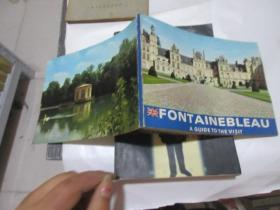 FONTAINEBLEAU  A  GUIDE TO THE VISIT