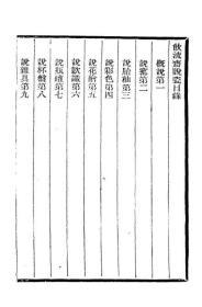 饮流斋说瓷(复印本)