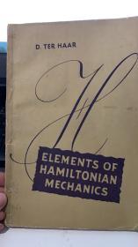 哈密顿力学基本原理 英文版 ELEMENTS OF HAMILTONIAN MECHANICSV