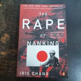 英文原版:The Rape of Nanking: The Forgotten Holocaust of World War II