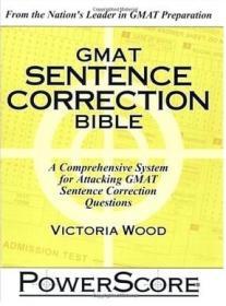 The PowerScore GMAT Sentence Correction Bible 语法改错