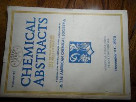 CHEMICAL ABSTRACTS[1973.12 VOL79]