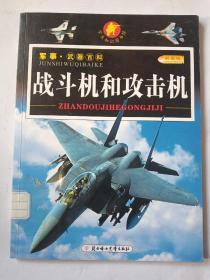 战斗机和攻击机:彩图版