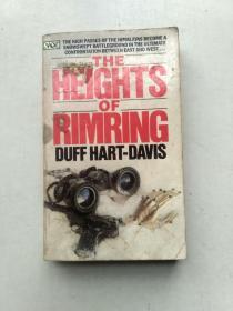THE HEIGHTS OF RIMRING DUFF-DAVIS
