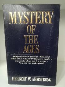 Mystery Of the Ages by Herbert W. Armstrong (宗教)英文原版书