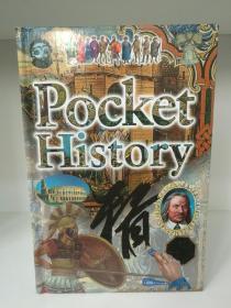全彩图解历史知识读本 Pocket History by Philip Steele (世界史)英文原版书