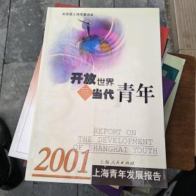 开放世界与当代青年:2001上海青年发展报告