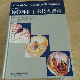 神经外科手术技术图谱