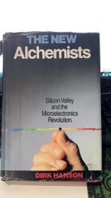 THE NEW alchemists  英文版