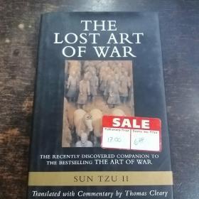 外文原版 THE LOST ART OF WAR    SUN TZU II  精装