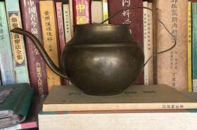 纯手工铜壶