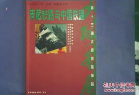 青藏铁路与中国铁建 第十三届大路画展作品