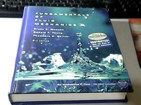 Fundamentals Of Fluid Mechanics 【流体力学基础 第四版 16开精装英文原版】