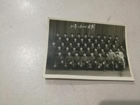 1971年军人合影老照片