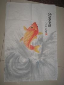 宁夏美术家协会会员,银川市美协理事王永强先生国画作品一幅