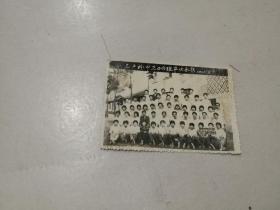 1984年东阳上卢初中三0四班毕业合影