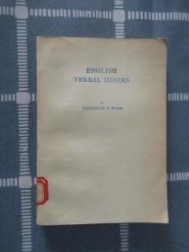 英文版;  英语动词成语词典