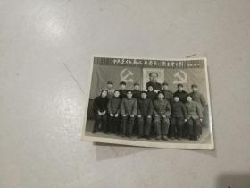 1973年中共东方红商场新党员入党宣誓合影