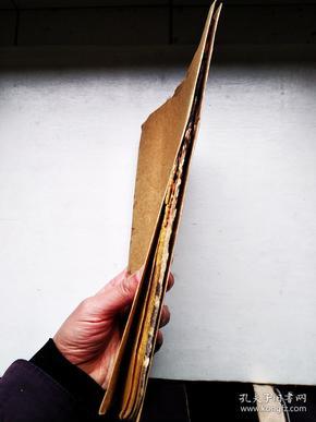 手抄本,小名家杂抄,戏曲、杂记方面的内容。地方资料,很少见