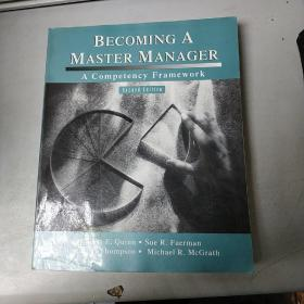 BECOMING A MASTER MANAGER A Competency Framework Second Edition