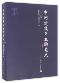 中国建筑卫生陶瓷史 正版 丁卫东  9787112196647
