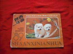 陕西年画1989