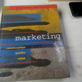 marketing reiationships quality value WILLIAM G NICKELS  MARIAN BURK WOOD
