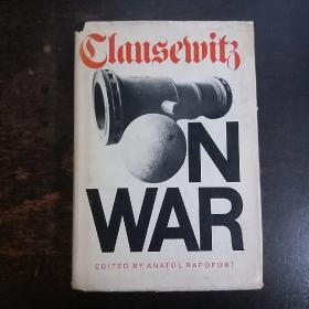 英文原版:On War(CARL VON CLAUSEWITZ)精装