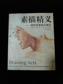 素描精义-图形的表现与表达•山东美术出版社•2007年一版一印