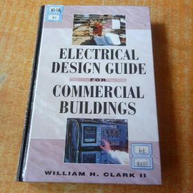 ELECTRICAL DESIGN GDE 4 COMMERCIAL BLDGS 品相请看图
