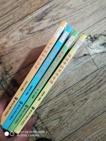影响孩子一生的心灵鸡汤 4本合售包挂号印刷品