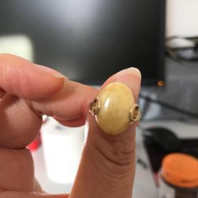 白花蜡戒指