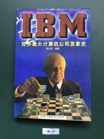 硬件之王CI之父—IBM:世界最大计算机公司发家史