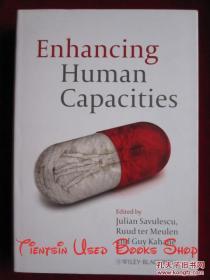 Enhancing Human Capacities(英语原版 精装本)增强人类能力