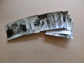 【现货 包邮】1930年代老外拍照的黑白影像62枚, 其中至少12枚在中国拍摄  北京、长城、十三陵等地