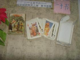 西游记扑克牌》收藏4/内包盒破损,见图