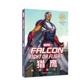 漫威超级英雄双语故事 猎鹰 地球保卫战