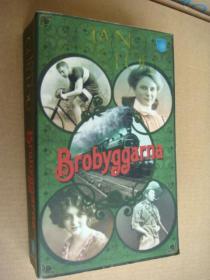 瑞典语原版 Brobyggarna