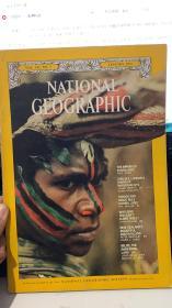 national geographic 1972年 1月版