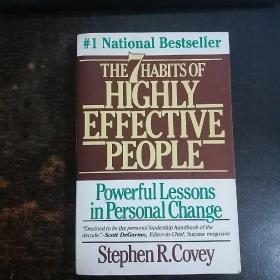 英文原版:Highly Effective People