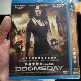 DVD光盘 决战未世代 1碟简装