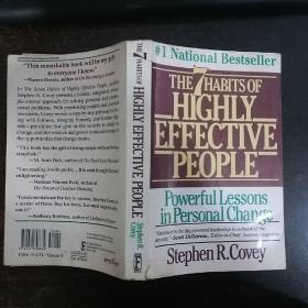 英文原版:THE 7 HABITS Highly Effective People