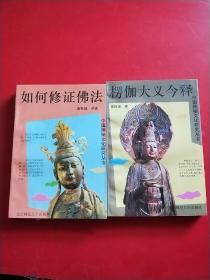 中国神秘文化研究丛书・如何修正佛法/楞伽大义今释【2本和售】
