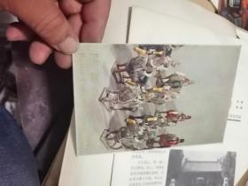 1976年陕西出土文物明信片(一套10张,文物出版社)