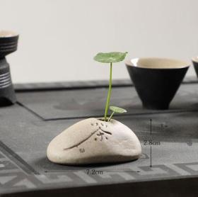 极品顶级内空可养花的小陶器【茶】陶罐收藏珍品