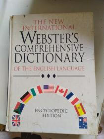 THENEWINTERNATIONAL WEBSTERSCOMPREHENSIVE外文书