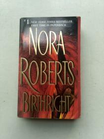 BIRTHRIGHT NORA ROBERTS