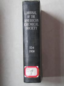 JOURNAL OF THE AMERICAN CHEMICAL SOCIETY 52-6[1930]