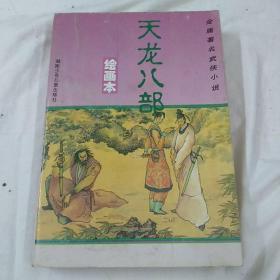 天龙八部,绘图本,金庸著名武侠小说