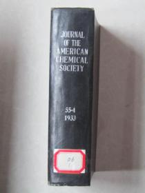 JOURNAL OF THE AMERICAN CHEMICAL SOCIETY 55-4[1933]